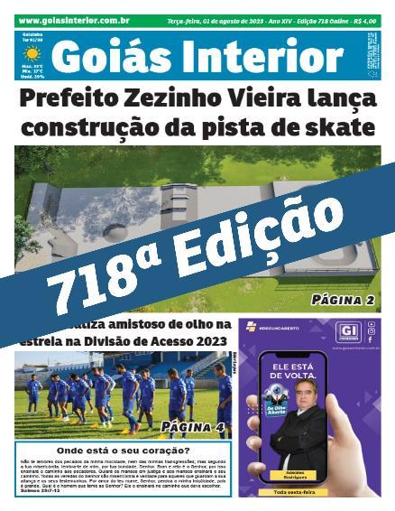 Acesse as edições anteriores do Goiás Interior